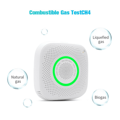 Smart Wifi Gas Detector (Independent)